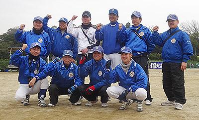 新春コーチ陣